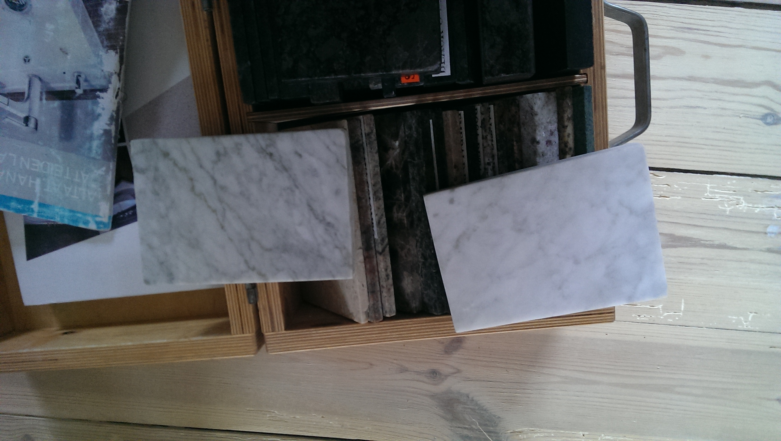 Kok Marmorskiva : kok bonkskiva marmor  Bonkskiva i koket Hur svort kan det vara